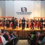 Orquesta UAA permite profesionalización de músicos y difusión artística