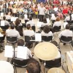 Banda Sinfónica Municipal en la UAA