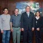 Estudiantes de la UAA en el mundial de programación en Rusia