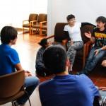 UAA ofreció conferencia para estudiantes y actores del estado con primer actor mexicano