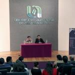 Realizador de anime impartió conferencia en la UAA