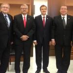 Continúa UAA fortaleciendo lazos de vinculación con las IES de la región