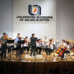 Orquesta de la UAA con gran potencial de crecimiento asegura director invitado en semana de la música