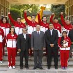 Continúa UAA promoción deportiva que rinde frutos en competencias nacionales