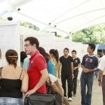 Más de 700 estudiantes y egresados participaron en la segunda expovacantes 2014