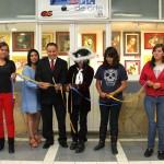 Se inaugura exposición en la galería 9.2 metros cuadrados de arte