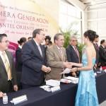 Logra plantel Oriente del CEM UAA record en eficiencia terminal en su primera generación