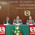 Defensores de Derechos Universitarios de la región se reunen en la UAA