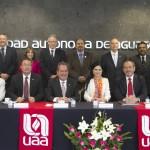 UAA y UAM se hermanan para generar una alianza estratétiga en movilidada, docencia, investigación y difusión