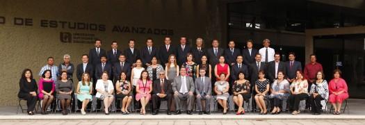 334 Homenaje Administrativos