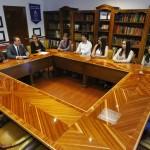 Alumnos que estudiarán en la Université de Technologia de Compiégne representarán dignamente a la UAA