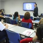 Presenta rector de la UAA avances y retos de la Institución a nuevos catedráticos