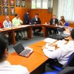 Se reúne rector con Comisiones Ejecutivas de Centros Académicos para delinear estrategias de nuevo semestre
