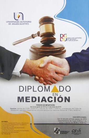 392 Diplomado de mediacion