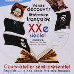 Curso taller de cine y literatura francesa en la UAA