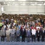 Rector y autoridades UAA dan la bienvenida a estudiantes de nuevo ingreso