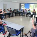 Catedrático de la Universitat Autònoma de Barcelona presentó en la UAA conversatorio sobre redes sociales y trabajo