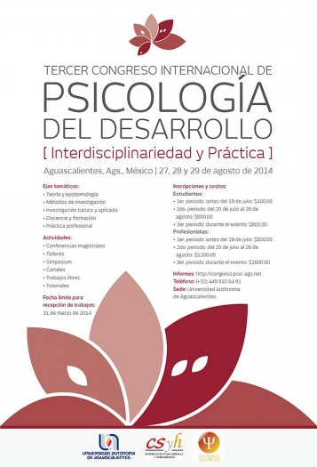 416 Congreso Internacional Psicologia Desarrollo
