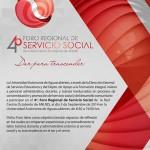 Se desarrollará en la UAA el 4° foro regional del servicio social de la RCO de la ANUIES