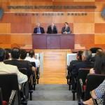 Celebran en la UAA 30 aniversario de la primera generación de la carrera de Derecho