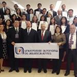 Exalumnos exitosos de la UAA son reconocidos nacionalmente demostrando calidad de la Institución