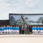 Civismo y educación de calidad desarrollan oportunidades para los mexicanos