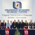 Arranca en la UAA los trabajos del Congreso Internacional de Promoción a la salud universitaria