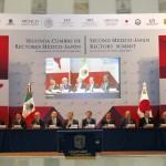 Rectores de Japón y México discuten sobre educación superior, ciencia e innovación tecnológica