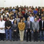 Reconoce Centro de Ciencias Básicas a estudiantes con mejores promedios