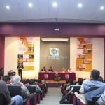 Conferencia sobre Reología clausura 7a. Semana de Divulgación en la UAA