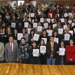 CCDC reconoce alumnos de mejor desempeño académico