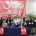 Estudiantes de la UAA obtienen 20 de 27 primeros lugares en encuentro estatal de investigación
