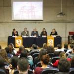 La violencia de género y los derechos humanos conferencia dictada en la UAA