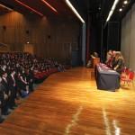 Universitarios de todo el país e integrantes del Instituto Mexicano de Ejecutivos de Finanzas se reunieron en la UAA