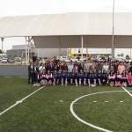 Fortalece UAA su infraestructura deportiva en el CEM