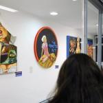 Inician actividades artísticas y culturales en el CEM UAA con la galería 9.2 mts. cuadrados de arte
