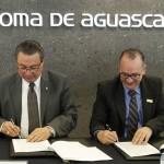 Firman UAA y Radio Educación convenio de colaboración con el que se fortalece Radio UAA
