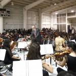 Inicia polifonía Universitaria 2015 con el concierto de la OUAA en CEM Oriente