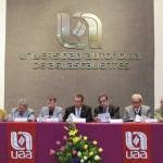 Televisoras de la UAA y la UNAM renuevan convenio de colaboración
