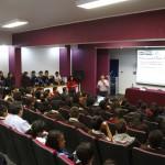 La ciencia explicada a través de los cuentos clásicos fue el tema de conferencia de divulgación en la  UAA