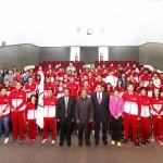 UAA abandera a sus selecciones deportivas rumbo a la Universiada Nacional 2015