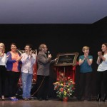 UAA devela primera placa en honor a egresados de Artes Escénicas