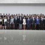 Rinde protesta nueva mesa directiva de la FEUAA para el periodo 2015-2017