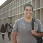Estudiante de la UAA logra estancia en España tras presentar proyecto viable Energía solar para todos