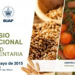 Del 27 a 29 de mayo la UAA será sede del 2do Simposio Internacional en Sanidad Agroalimentaria