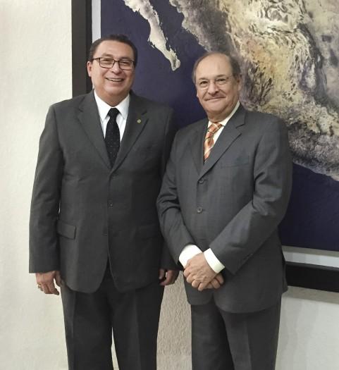 Salvador Malo Alvarez Dir Edu Sup Univ