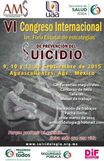 159 Congreso Contra Suicidio
