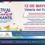 Los derechos universitarios a través del II Festival Artístico Estudantil de la UAA