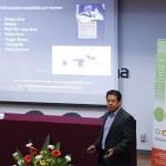 Investigador expone la aplicación de las matemáticas en la epidemiología