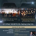Músicos en formación de la UAA y BUAP ofrecerán conciertos en Aguascalientes